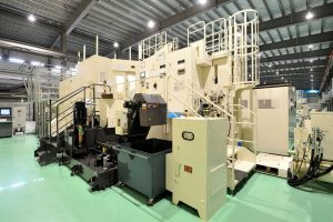 5-axis Machining Center YBM 10T-100TT (FMS available)