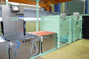 Penetrant Testing equipment (A Line)